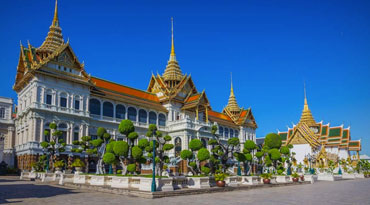 EXB026 - Grand Palace & Emerald Buddha Temple (no lunch)