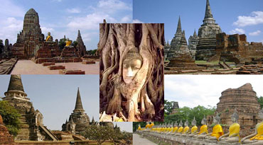 EXB008 - Ayutthaya Full day Trip (with Thai Lunch)